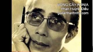 BÓNG CÂY KONIA - Guitar Solo, Arr. Thanh Nhã