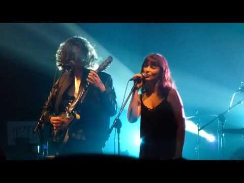 Hozier feat. Alana Henderson - In A Week - live Theaterfabrik Munich 2015-01-29