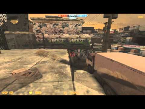 Counter Strike Online [Singapore] 《FUN mode Hidden mode》