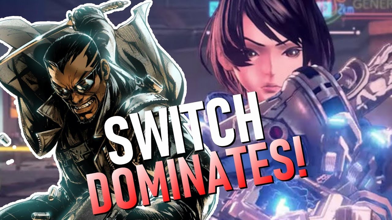 ASTRAL CHAIN Amazing Custom Outfits! Switch Sales Dominate U.S. NPD +  Marvel UA3 DLC Leaked!
