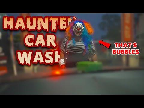 Tunnel Of Terror Haunted Car Wash In Huntington Beach