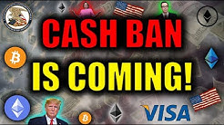 "🔴 Cash Ban Coming! VISA's Secret Plans To REPLACE CASH & Build A ""Digital Dollar"" On Ethereum 2020."