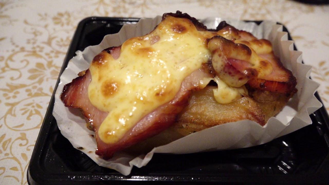 チーズ ベーコン ポテト