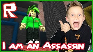I am an Assassin / Roblox