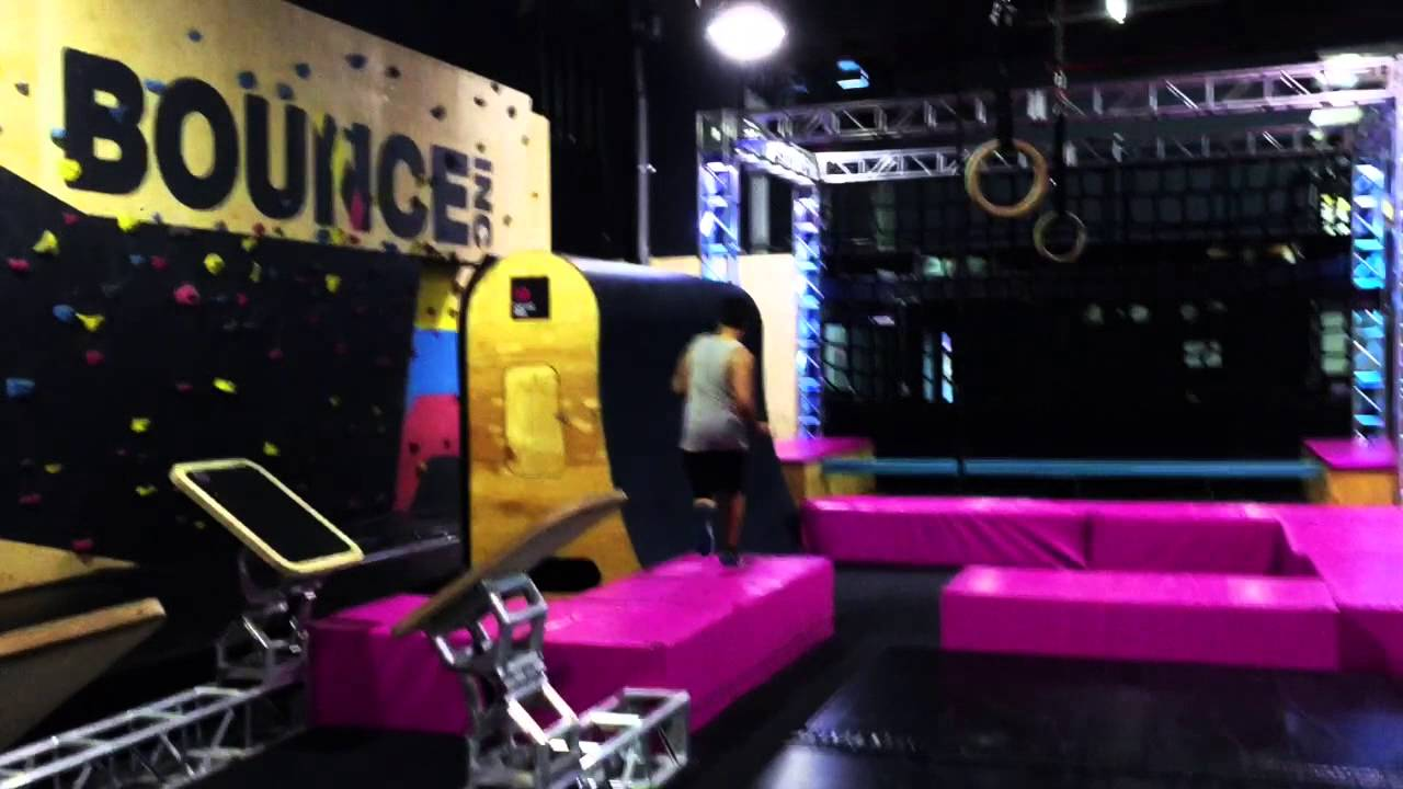 free run bounce