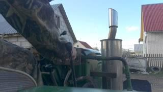 Самодельный трактор.Трейлер