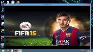 How to play Fifa 15 without Graphics card PC | Complete Methods  All tested