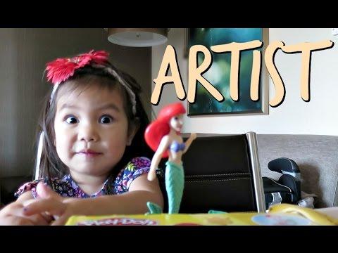 THE ARTIST! - October 10, 2016-  ItsJudysLife Vlogs