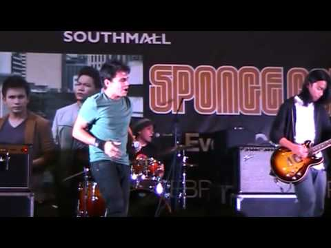 Di Na Mababawi/I Will Always Love You - Sponge Cola LIVE at SM SOUTHMALL