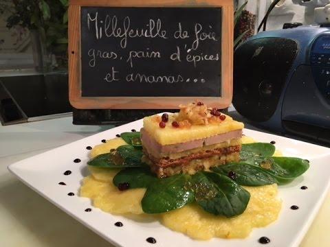 recette-de-noel-n°3:-millefeuille-de-foie-gras-,-pain-d'epices-et-ananas