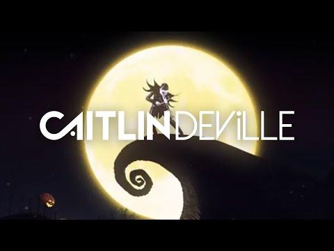 The Nightmare Before Christmas - Electric Violin | Caitlin De Ville