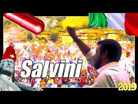 Red Pill Moment 2019 | Matteo Salvini | Pontida