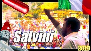 Red Pill Moment 2019 | Matteo Salvini | Pontida | Referendum