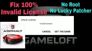 How To Fix Invalid License