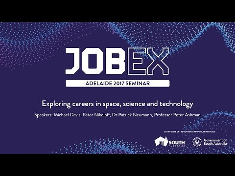 Exploring careers in space, science and technology
