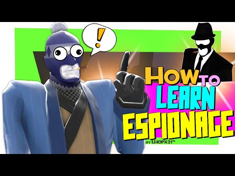 TF2: How to learn espionage [Voice chat]