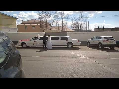 Местное событие - лимузин в Нерчинске!