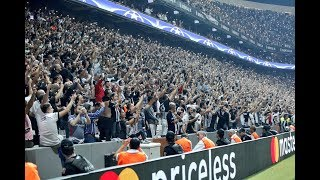 Beşiktaş 2-0 RB Leipzig Maçın Öyküsü