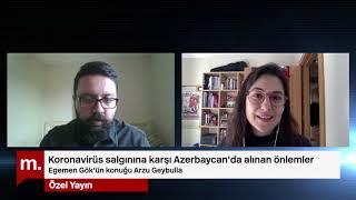 Koronavirüs salgınına karşı Azerbaycan'da alınan önlemler