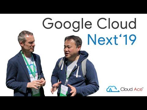 Cloud Ace at Google Cloud Next '19 - Impressions (CC for Subtitles)
