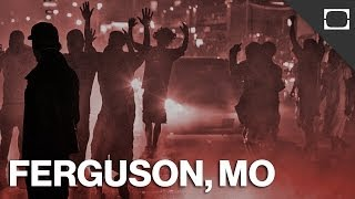 What Really Caused The Ferguson Riots?