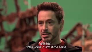 [가디언즈 오브 갤럭시 VOL.2] '가 오 갤' 어벤져스 합류! 촬영현장 영상