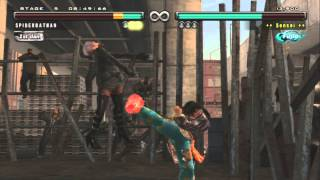 Tekken 5: Dark Resurrection - Anna Ghost Battle Part 12 thumbnail