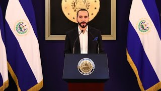 #ENVIVO #CadenaNacional del Presidente Nayib Bukele desde Casa Presidencial | 25 de Noviembre