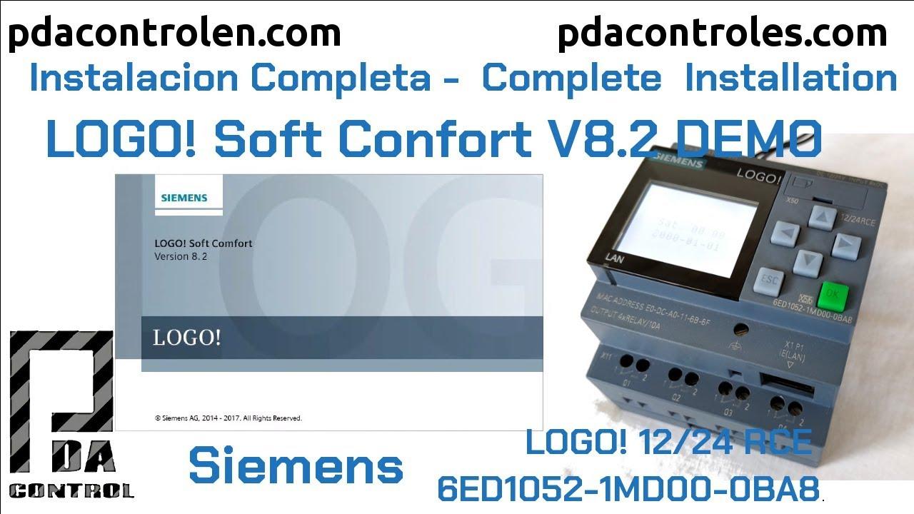 download logo soft comfort v8 free