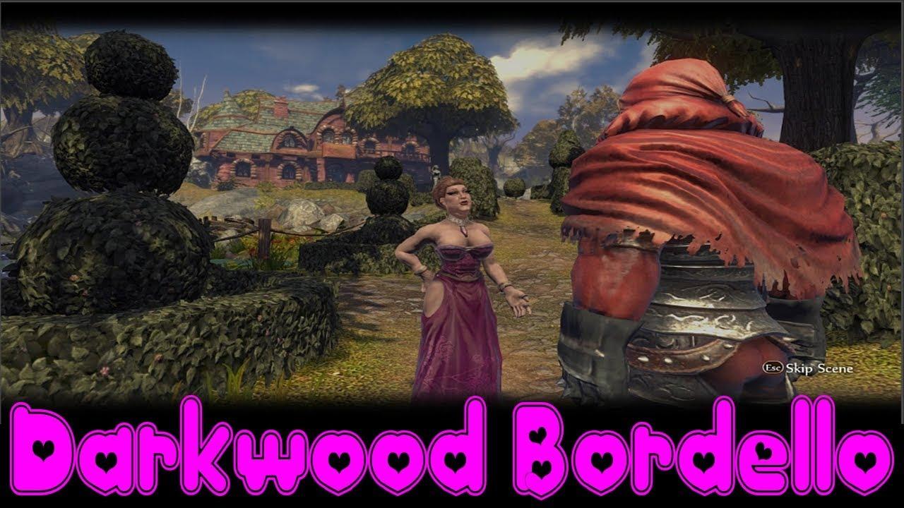 Fable Anniversary - Darkwood Bordello | All Loot | Deed ...