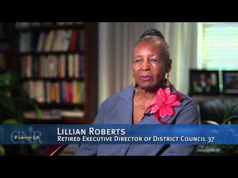 Sister Dorothy Ann Kelly, O.S.U. Woman of Conscience Award: Lillian Roberts