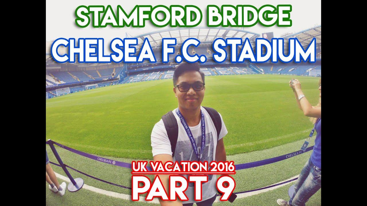 Chelsea Football Tour