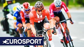 Brabantse Pijl 2019 Highlights | Cycling | Eurosport