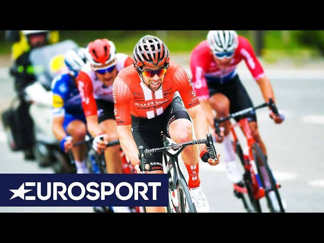 Brabantse Pijl 2019 Highlights | Cycling | Eurosport