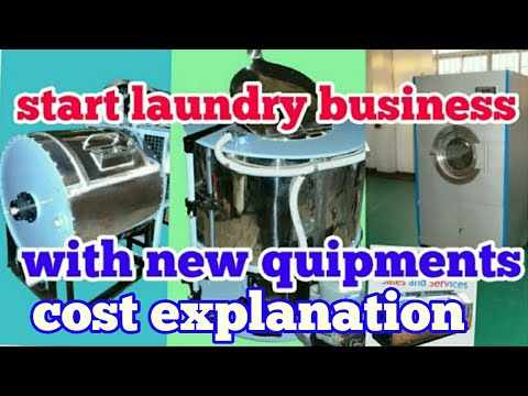 EXPLANATION About Laundry  Quipments Cost Effective Essue .. GLOBAL LAUNDRY EQUIPMENT ( Hindi)