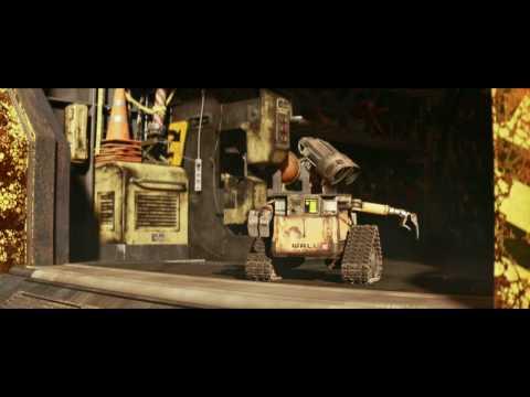 Wall E - Trailer Español HD películas sobre distanciamiento social