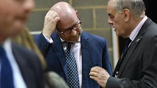 Paul Nuttall announces resignation as Ukip leader
