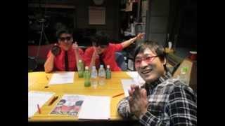 山里亮太のラジオ番組にゲスト出演した8.6秒バズーカー ラッスンゴレラ...