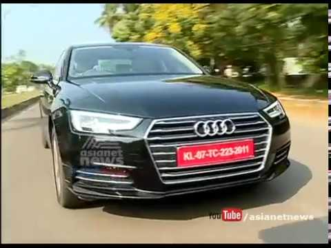 2017 audi a4 diesel price in india review mileage videos smart drive 9 apr 2017 youtube. Black Bedroom Furniture Sets. Home Design Ideas