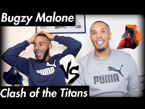 Bugzy Malone - Clash of the Titans (Official Video) - REACTION!
