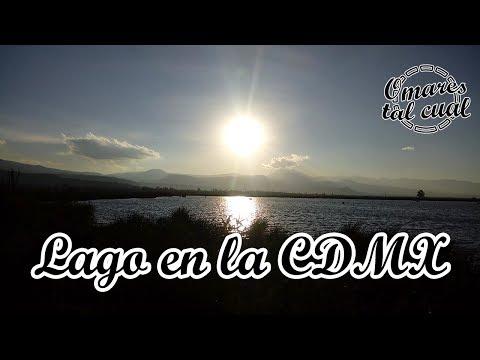 Viajando a un lago en la MX en bicicleta - Vlog aventurero  omares tal cual