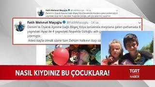 """Komünist Başkan Maçoğlu """"PKK"""" Diyemedi"""