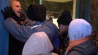 Zutritt verboten! Hamburg vertreibt seine Obdachlosen