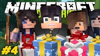 Yandere High - THE NAKED SENPAI?!? (Minecraft Roleplay) #4