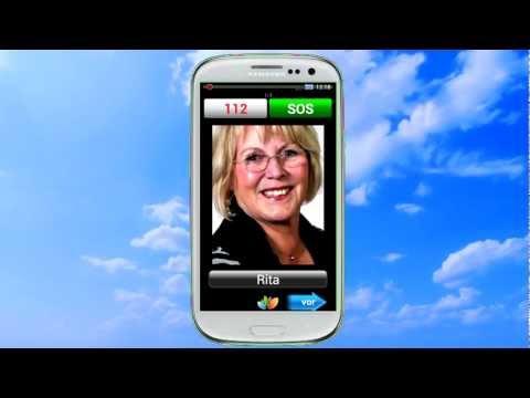 Seniorenhandy von seniorenTEL.de - Das einfache und sichere Senioren-Handy