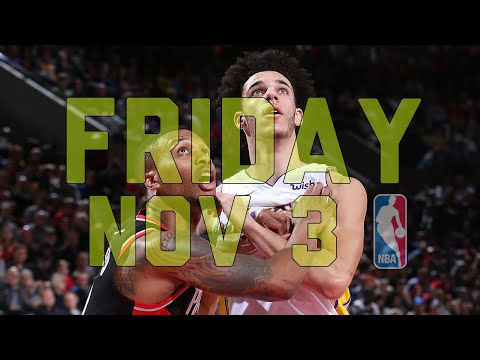 NBA Daily Show: Nov. 3 - The Starters