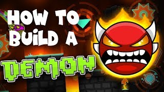 �������� ���� How to Build a Demon Level in Geometry Dash [2018 Edition] ������
