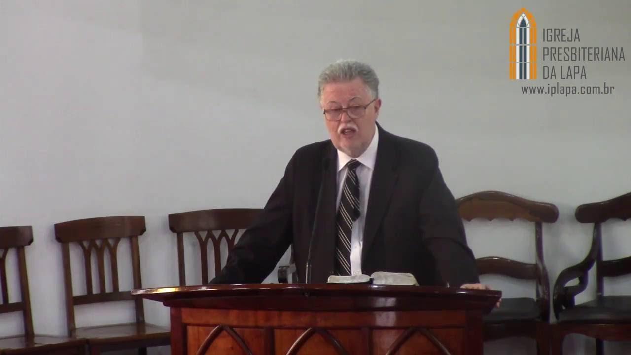 Atos 2.42-47 - Sonhos para a Igreja - Parte 01 - Rev. George Alberto Canelhas