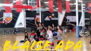 Blaise Ada c/o 2023 Highlights: The Finals Tournament '18 - Open Gym Premier