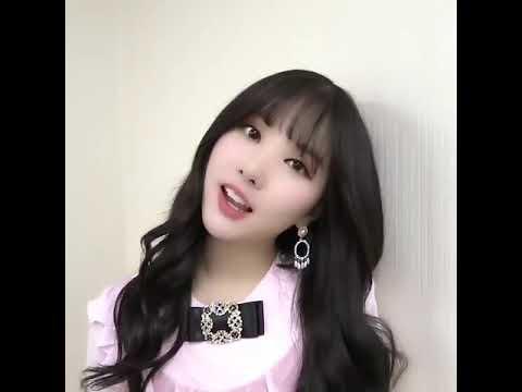 Eunha Cute Funny Moment